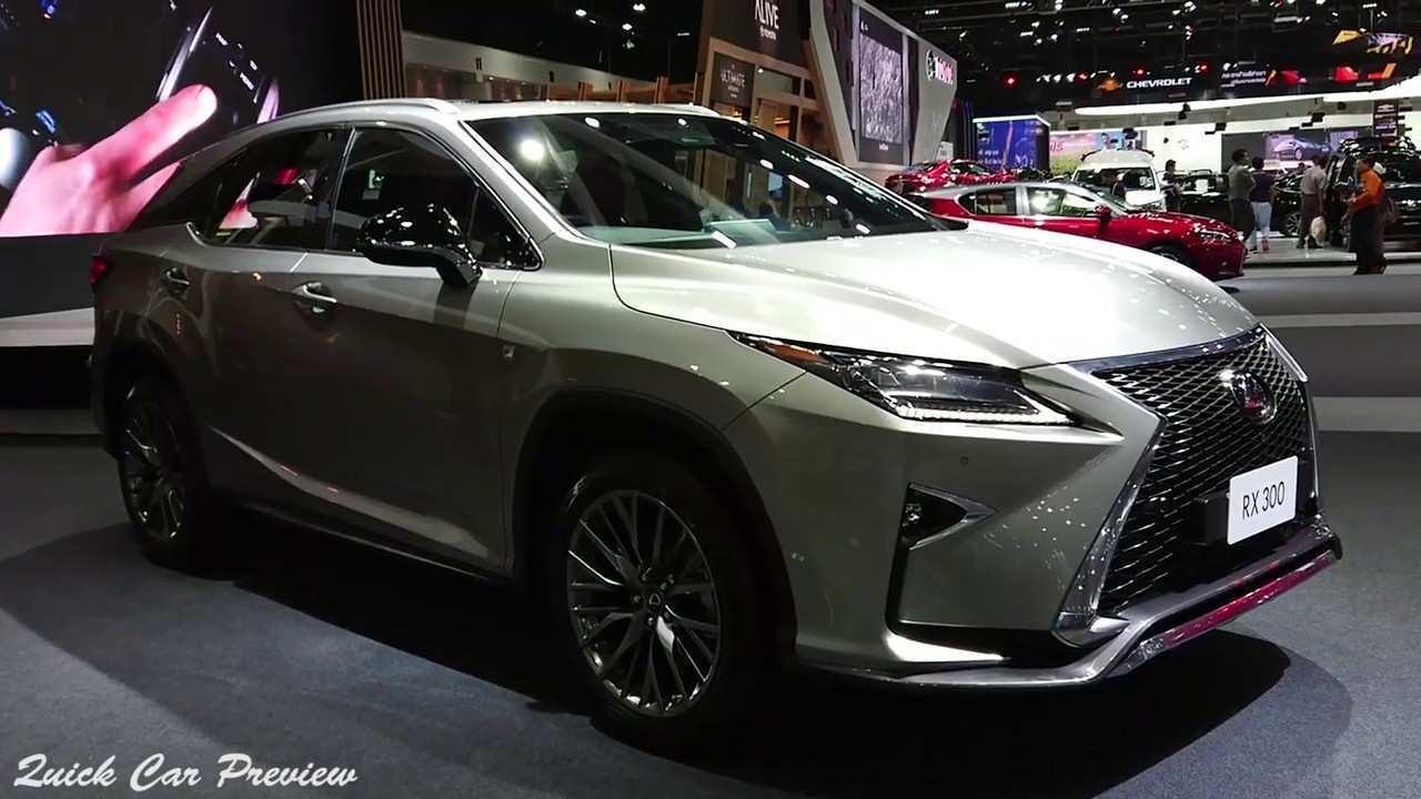 49 Concept of Rx300 Lexus 2019 Exterior by Rx300 Lexus 2019