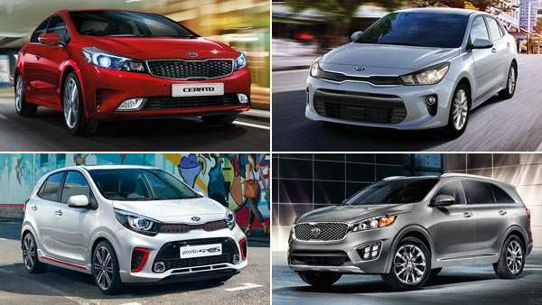 49 The Kia Lineup 2019 Specs for Kia Lineup 2019