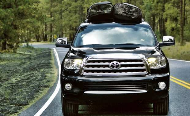 50 All New 2019 Toyota Sequoia Spy Photos Pictures for 2019 Toyota Sequoia Spy Photos