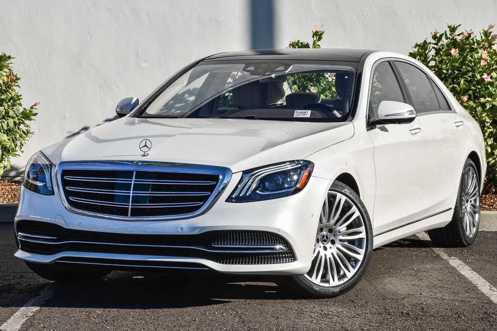 50 Best Review Mercedes S Class 2019 Interior by Mercedes S Class 2019