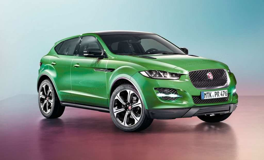 50 Concept of 2019 Jaguar I Pace Release Date Exterior and Interior by 2019 Jaguar I Pace Release Date