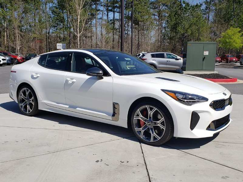 50 Gallery of 2019 Kia Stinger Gt2 Performance and New Engine with 2019 Kia Stinger Gt2