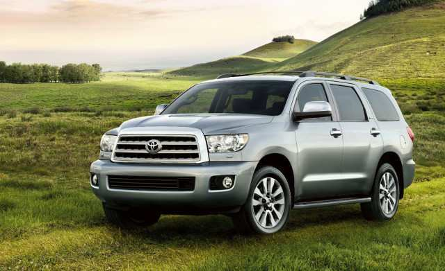 51 All New 2019 Toyota Sequoia Spy Photos Redesign with 2019 Toyota Sequoia Spy Photos