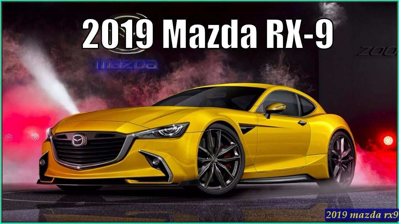 51 All New Mazda 2019 Rx9 Research New for Mazda 2019 Rx9