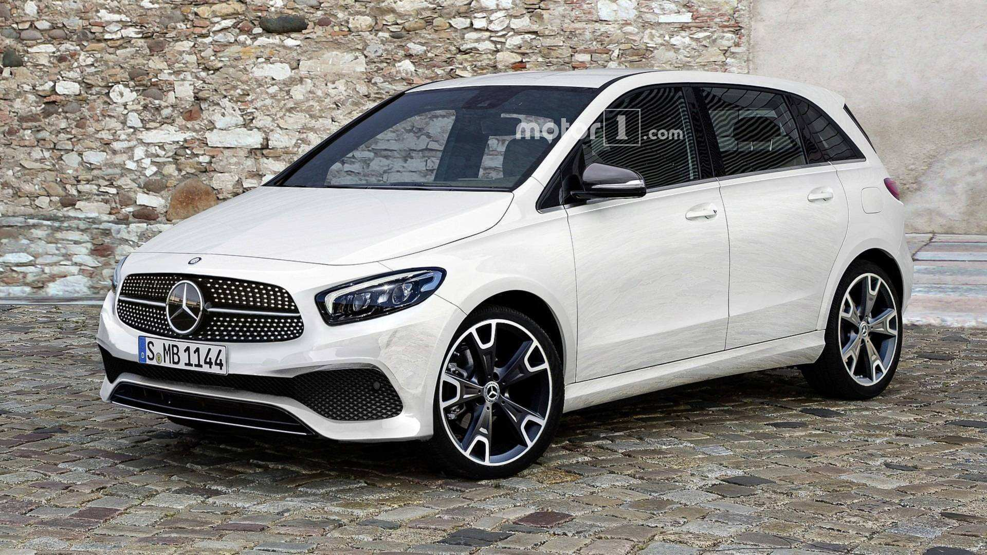 51 All New Mercedes B Class 2019 Ratings by Mercedes B Class 2019