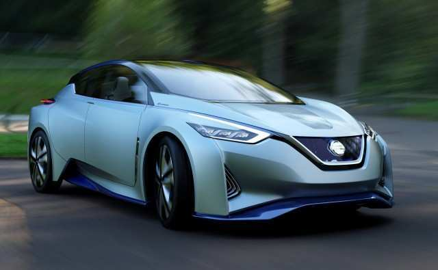 51 Best Review Nissan Electric 2019 Redesign with Nissan Electric 2019