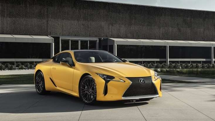 51 Gallery of Lexus Lfa 2019 Pricing with Lexus Lfa 2019
