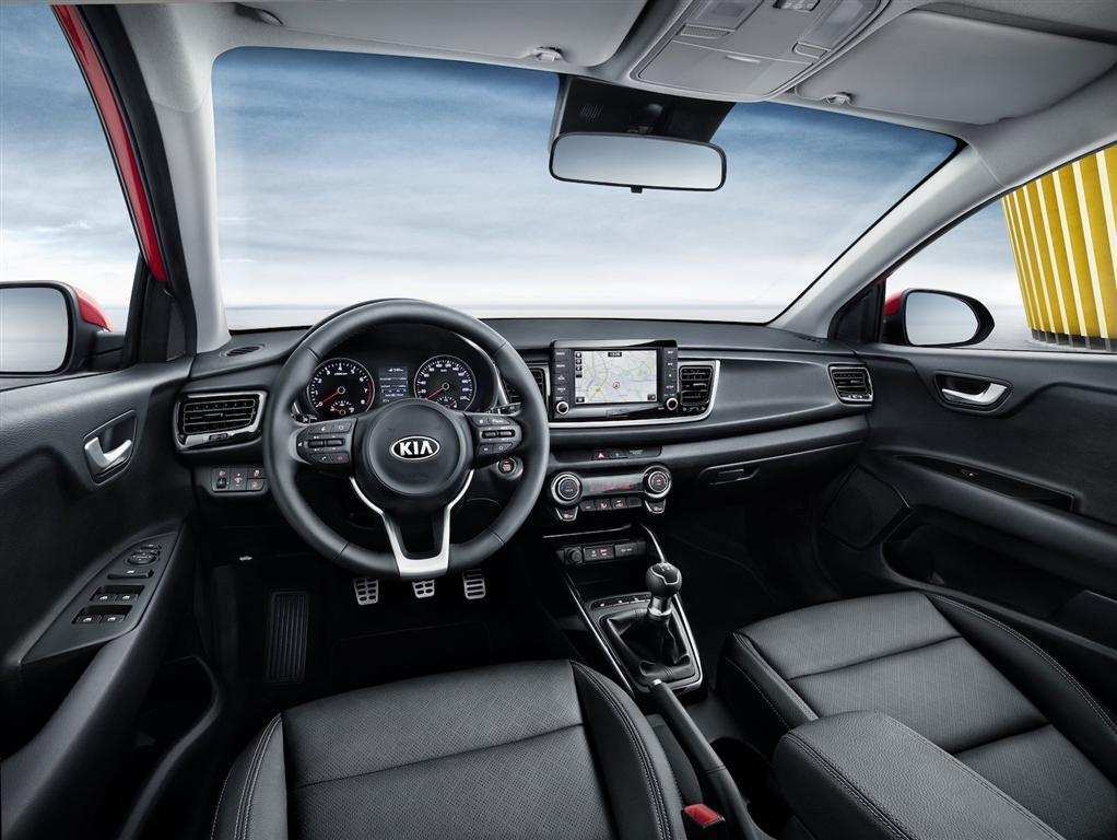 52 Concept of Kia Rio 2019 Interior Pricing with Kia Rio 2019 Interior
