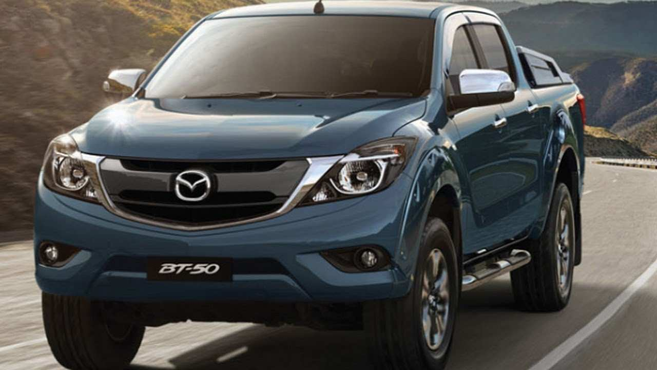 52 Gallery of Mazda Pickup 2019 Configurations for Mazda Pickup 2019