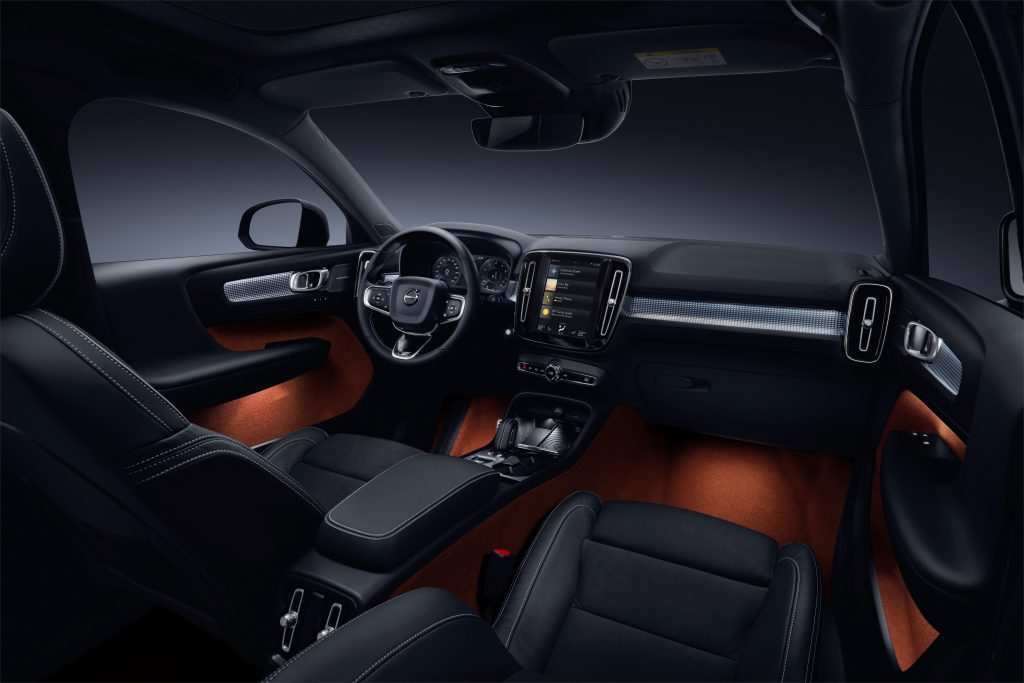52 Gallery of Volvo V40 2019 Interior Images for Volvo V40 2019 Interior