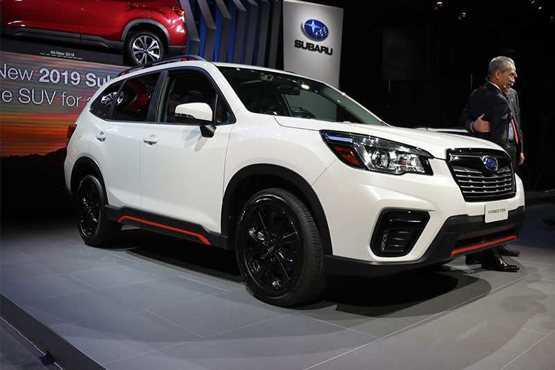 52 Great Subaru Redesign 2019 Pricing for Subaru Redesign 2019
