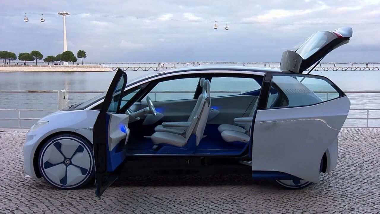 52 Great Volkswagen 2019 Electric Exterior and Interior by Volkswagen 2019 Electric