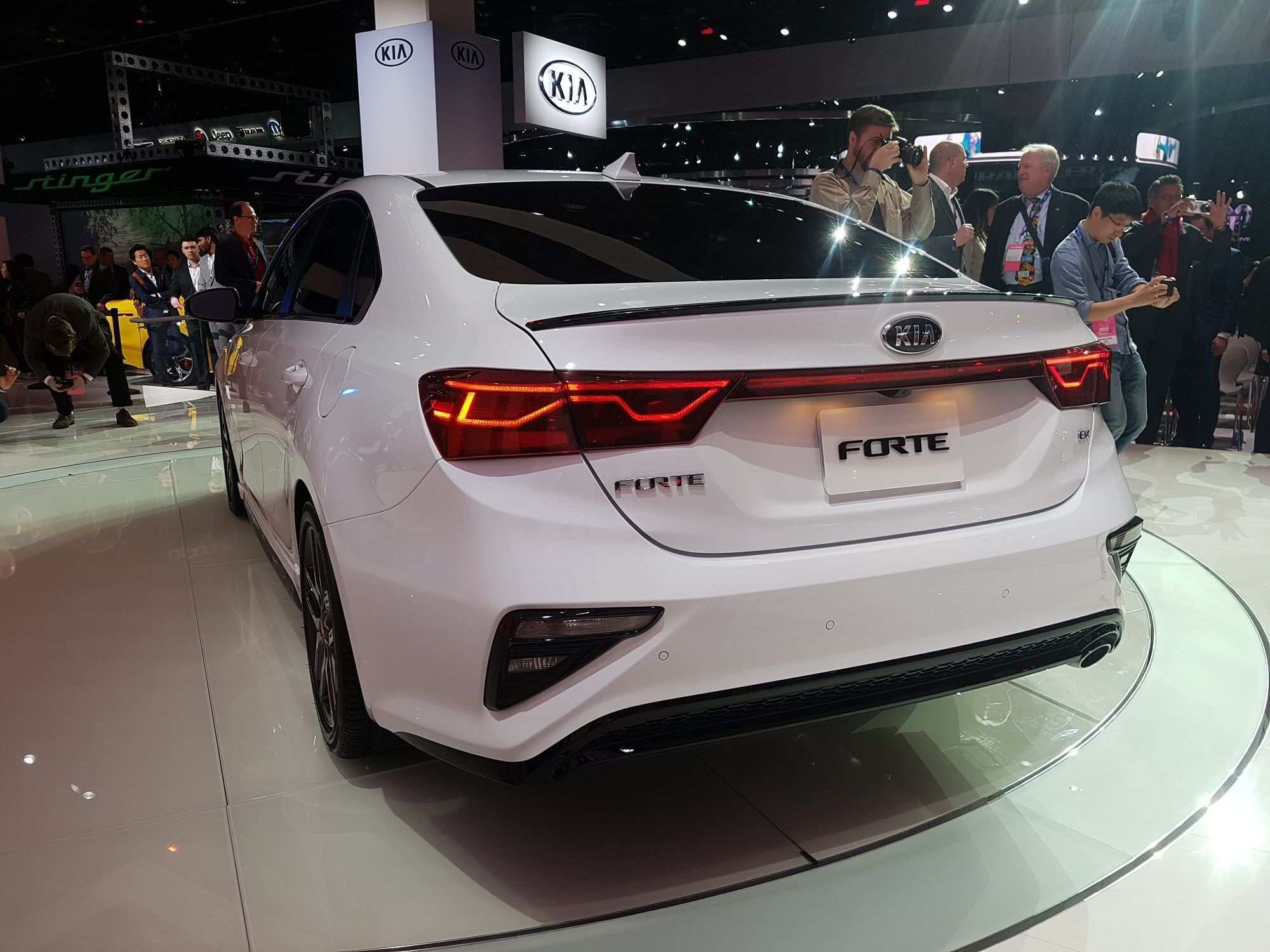 52 New Kia Mexico Forte 2019 Review for Kia Mexico Forte 2019