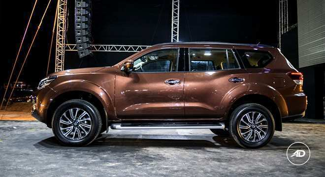 52 The Nissan Terra 2019 Philippines Exterior by Nissan Terra 2019 Philippines