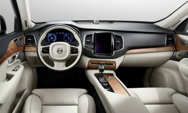 53 All New Volvo S60 2019 Interior Configurations by Volvo S60 2019 Interior