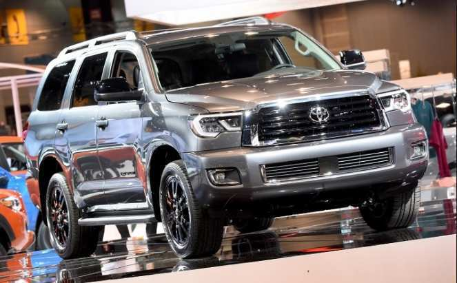 53 Great 2019 Toyota Sequoia Spy Photos Images with 2019 Toyota Sequoia Spy Photos