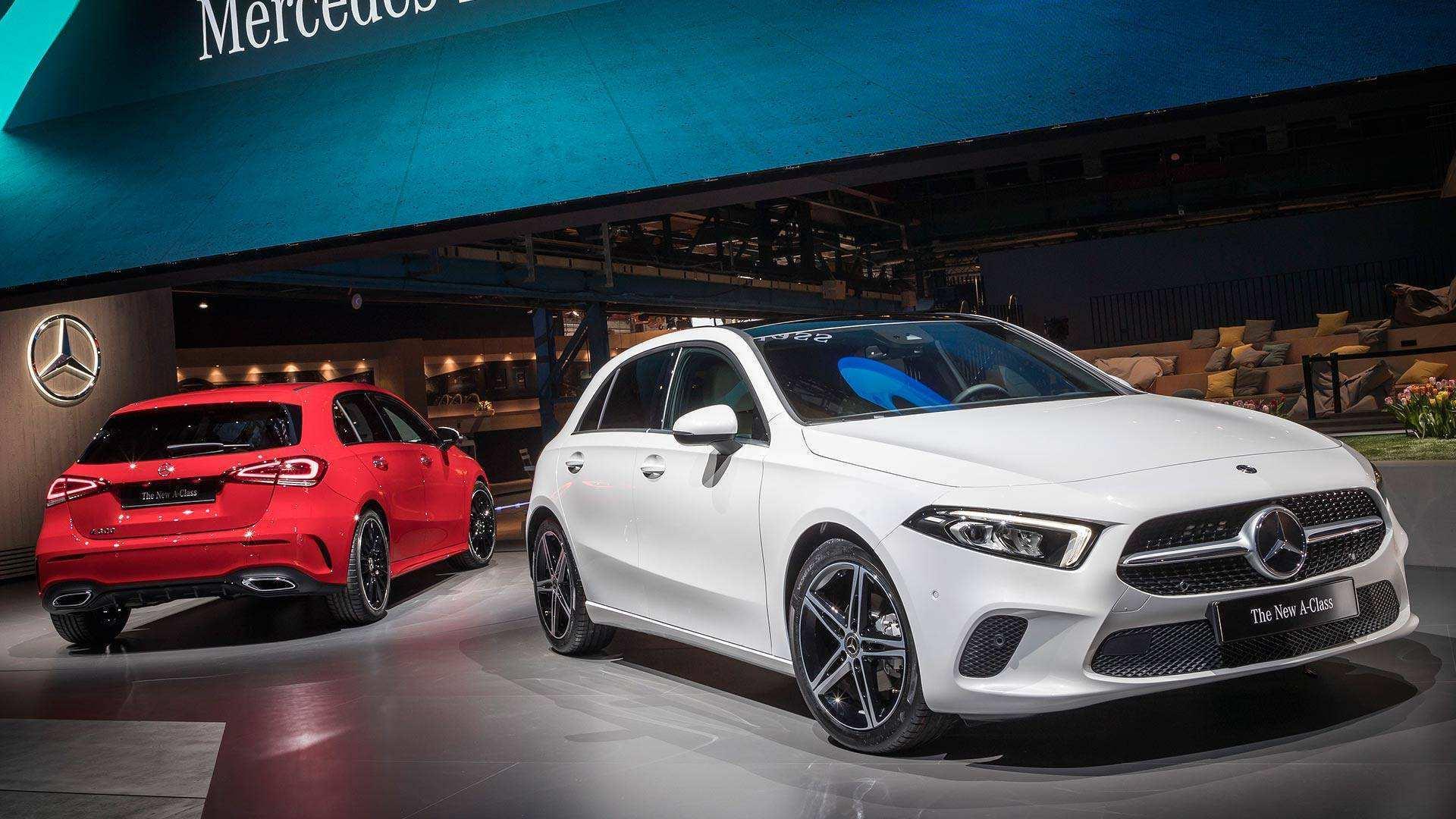 53 New 2019 Mercedes Hatchback Release for 2019 Mercedes Hatchback