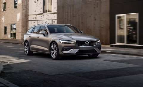 53 New Volvo 2019 Station Wagon Exterior and Interior with Volvo 2019 Station Wagon