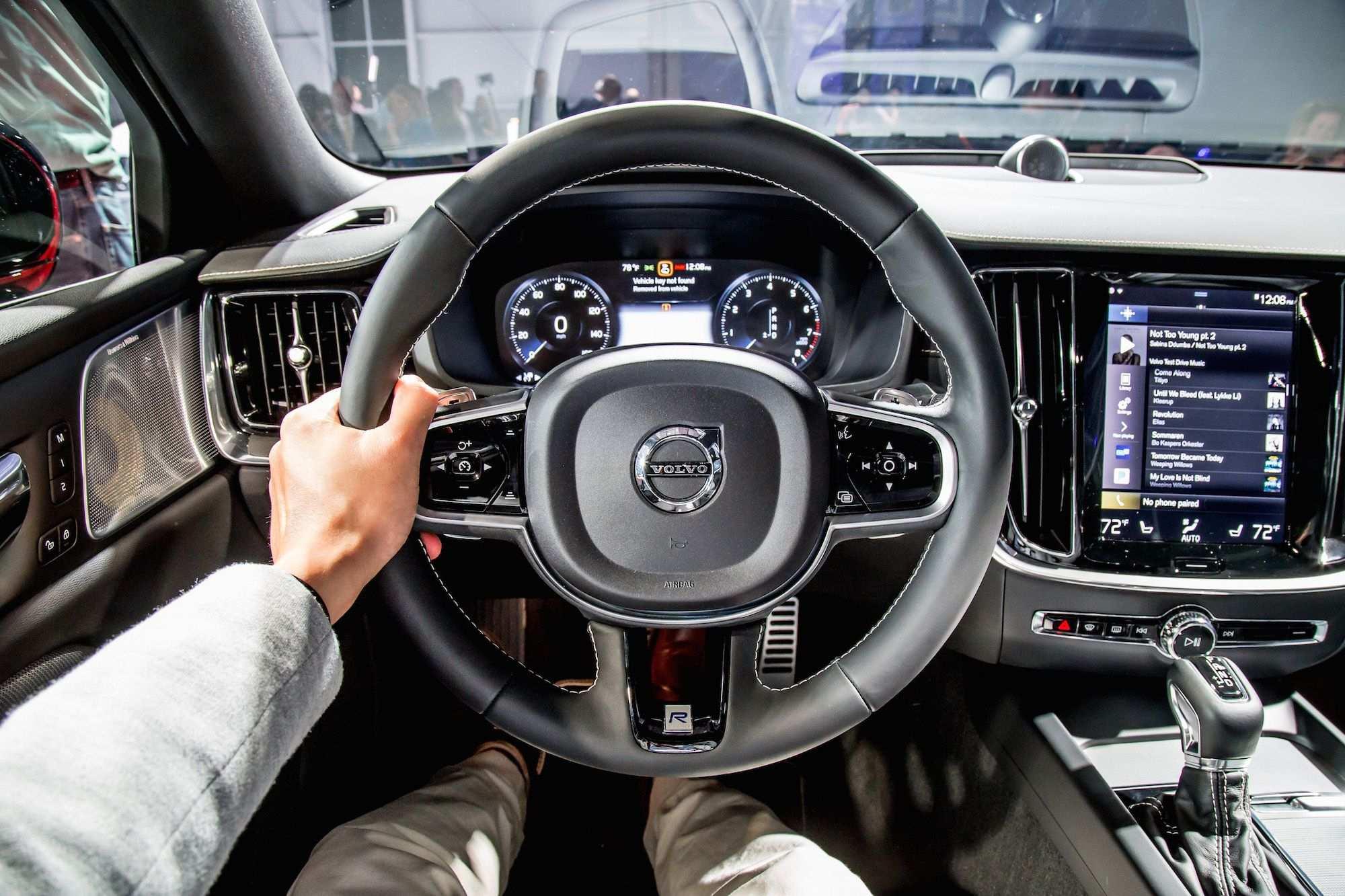 53 New Volvo S60 2019 Interior Picture by Volvo S60 2019 Interior