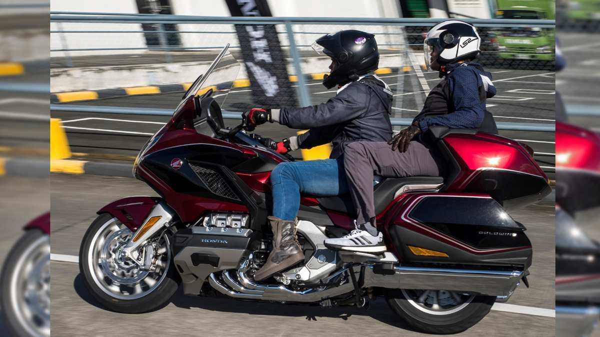 54 Gallery of 2019 Honda Goldwing Changes Price with 2019 Honda Goldwing Changes