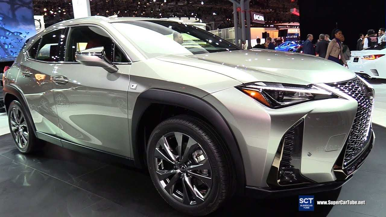 54 Gallery of 2019 Lexus Ux200 Specs for 2019 Lexus Ux200