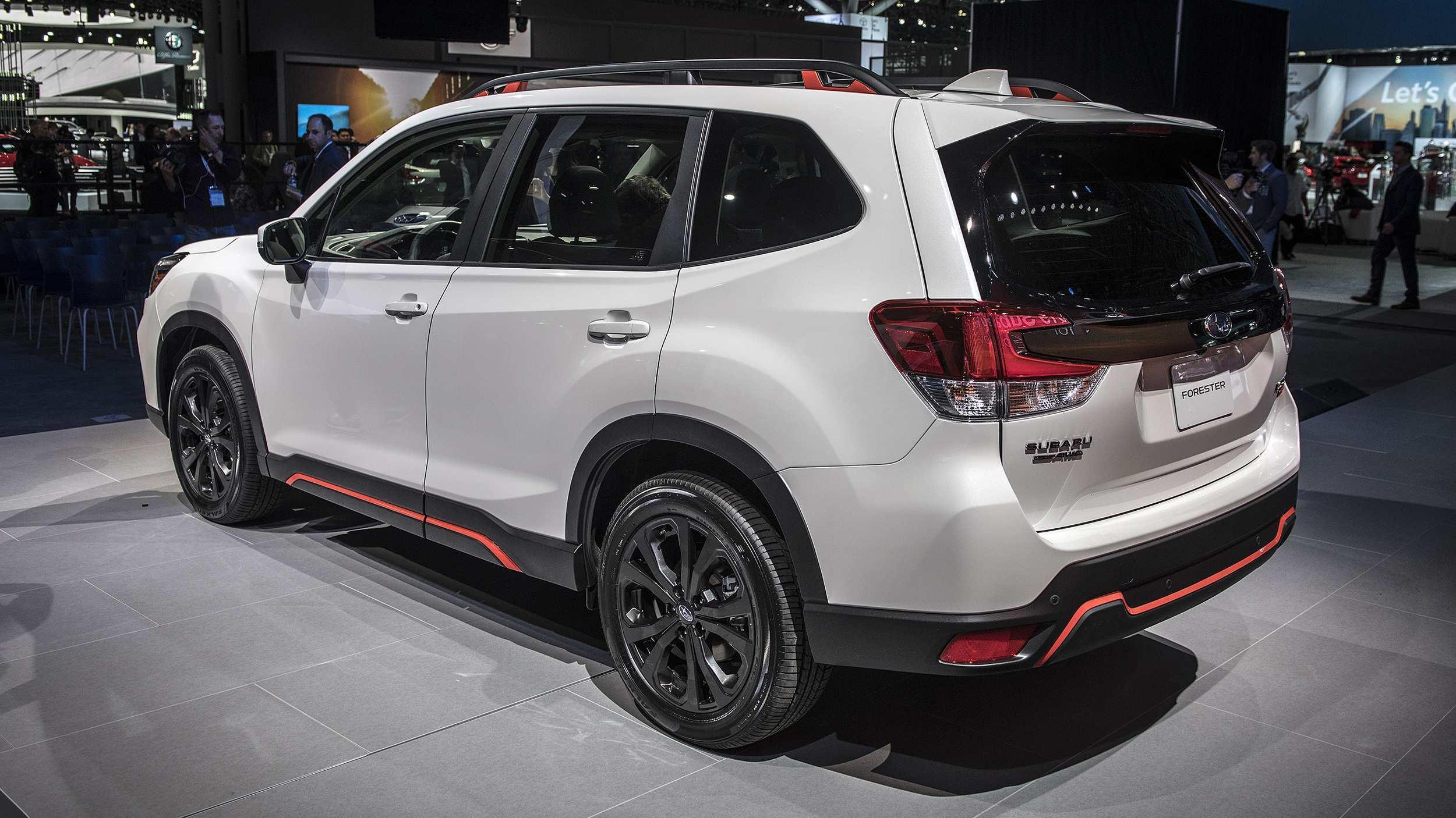 54 Gallery of Subaru Sport 2019 Review with Subaru Sport 2019