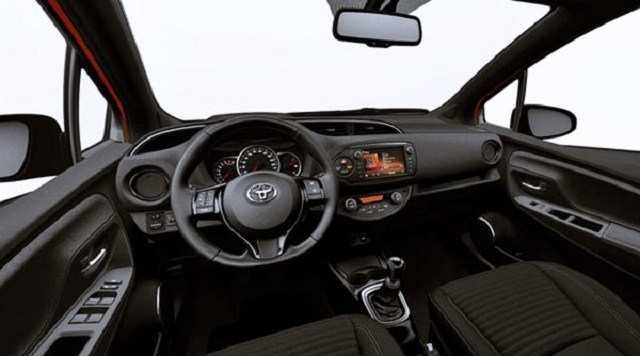 54 Gallery of Toyota Yaris 2019 Interior Reviews by Toyota Yaris 2019 Interior