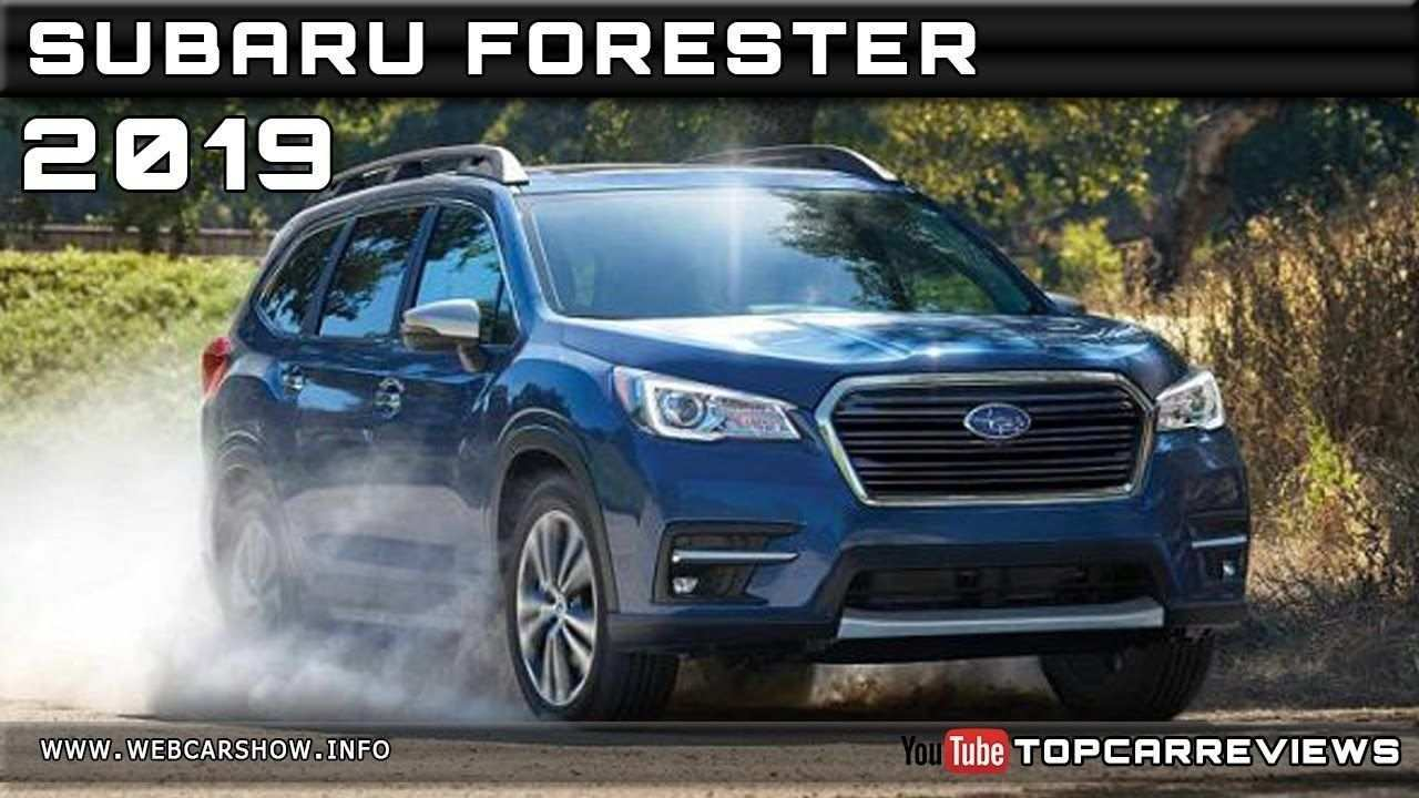 54 Great Next Generation Subaru Forester 2019 Exterior with Next Generation Subaru Forester 2019