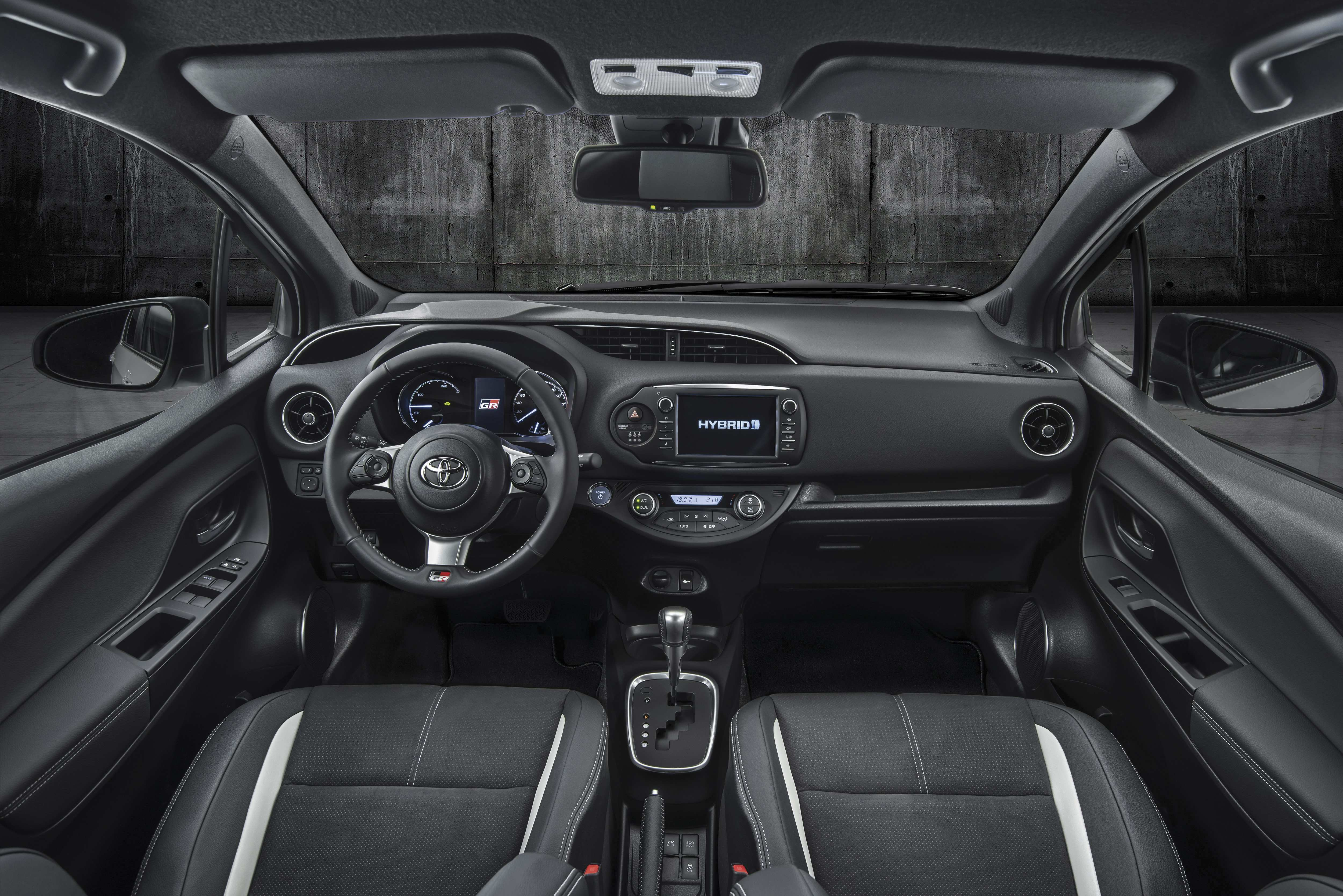 54 Great Toyota Yaris 2019 Interior Redesign and Concept by Toyota Yaris 2019 Interior