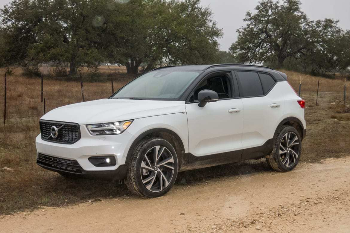 55 Best Review Volvo Xc40 Dimensions 2019 Exterior and Interior for Volvo Xc40 Dimensions 2019
