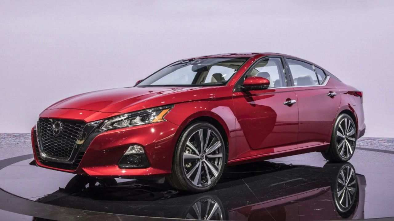 55 Gallery of Nissan Altima 2019 Horsepower Release Date with Nissan Altima 2019 Horsepower