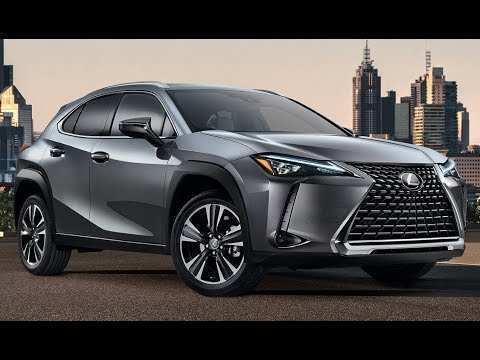 55 Great 2019 Lexus Ux200 Release Date for 2019 Lexus Ux200