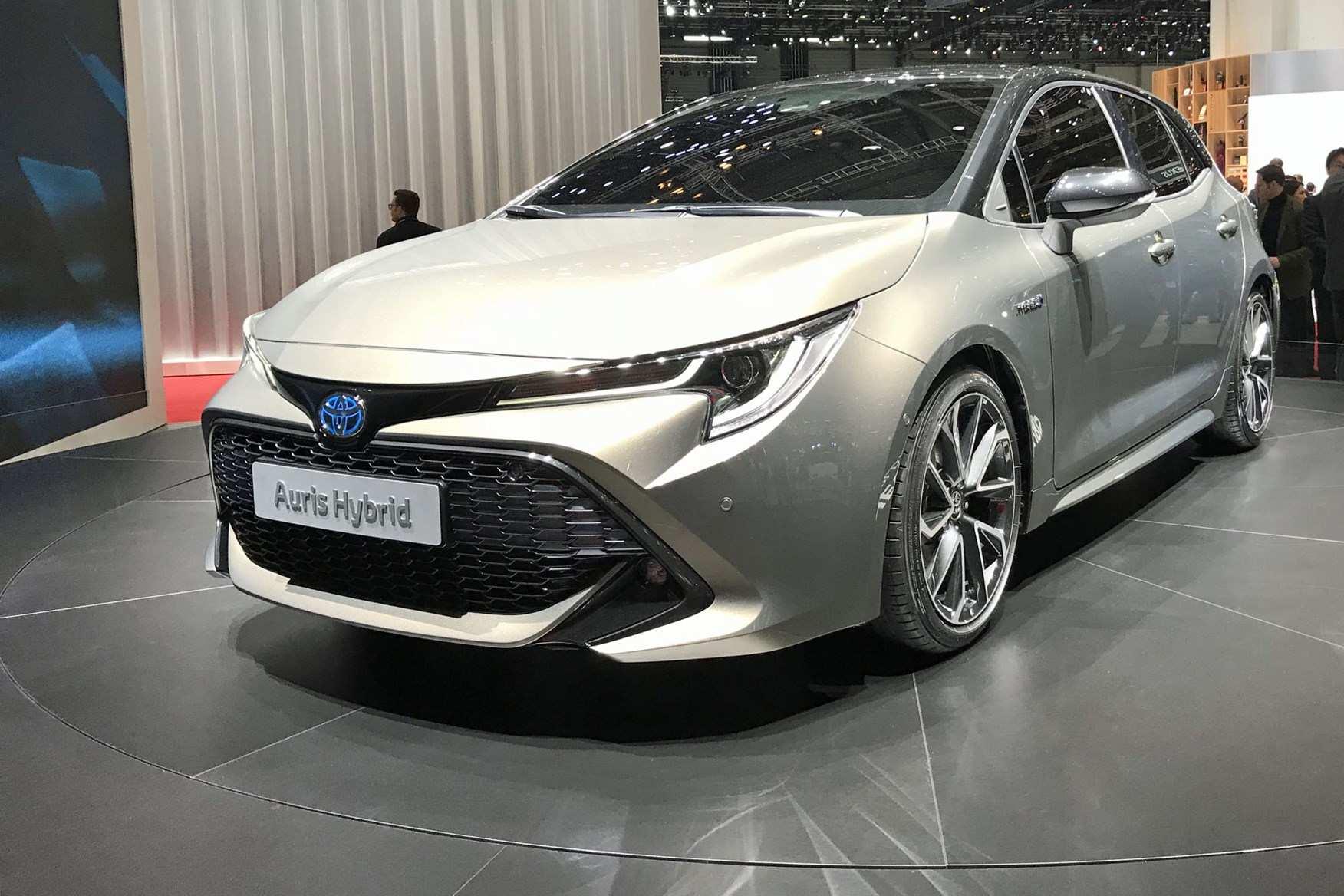 55 Great Toyota Auris 2019 Release Date Style by Toyota Auris 2019 Release Date