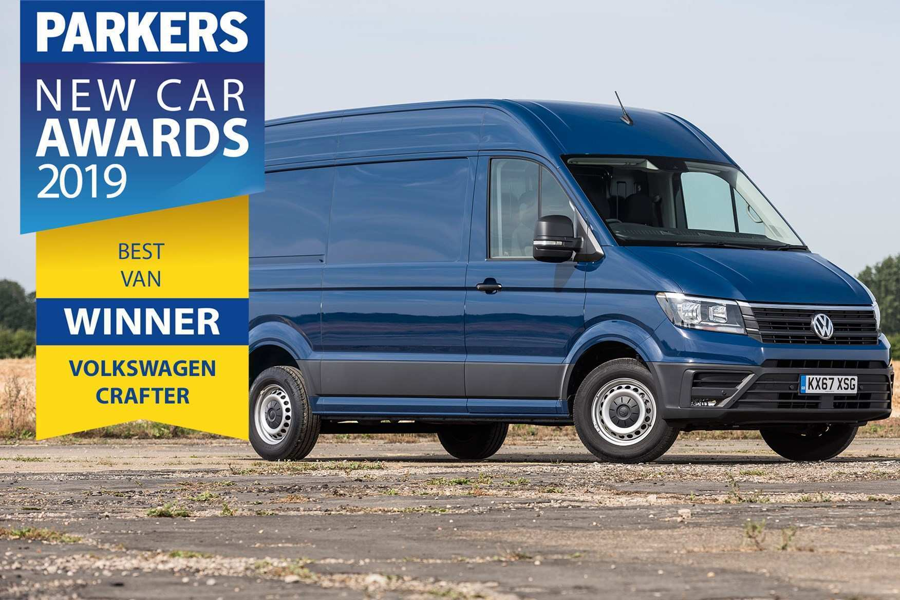 55 Great Volkswagen Crafter 2019 Configurations by Volkswagen Crafter 2019