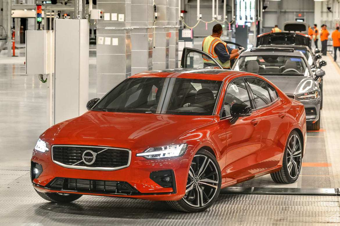 55 New 2019 Volvo V60 Price Overview with 2019 Volvo V60 Price