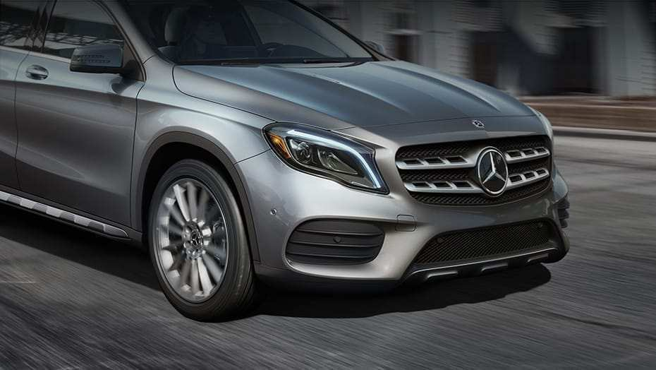 55 New Mercedes 2019 Gla Wallpaper for Mercedes 2019 Gla