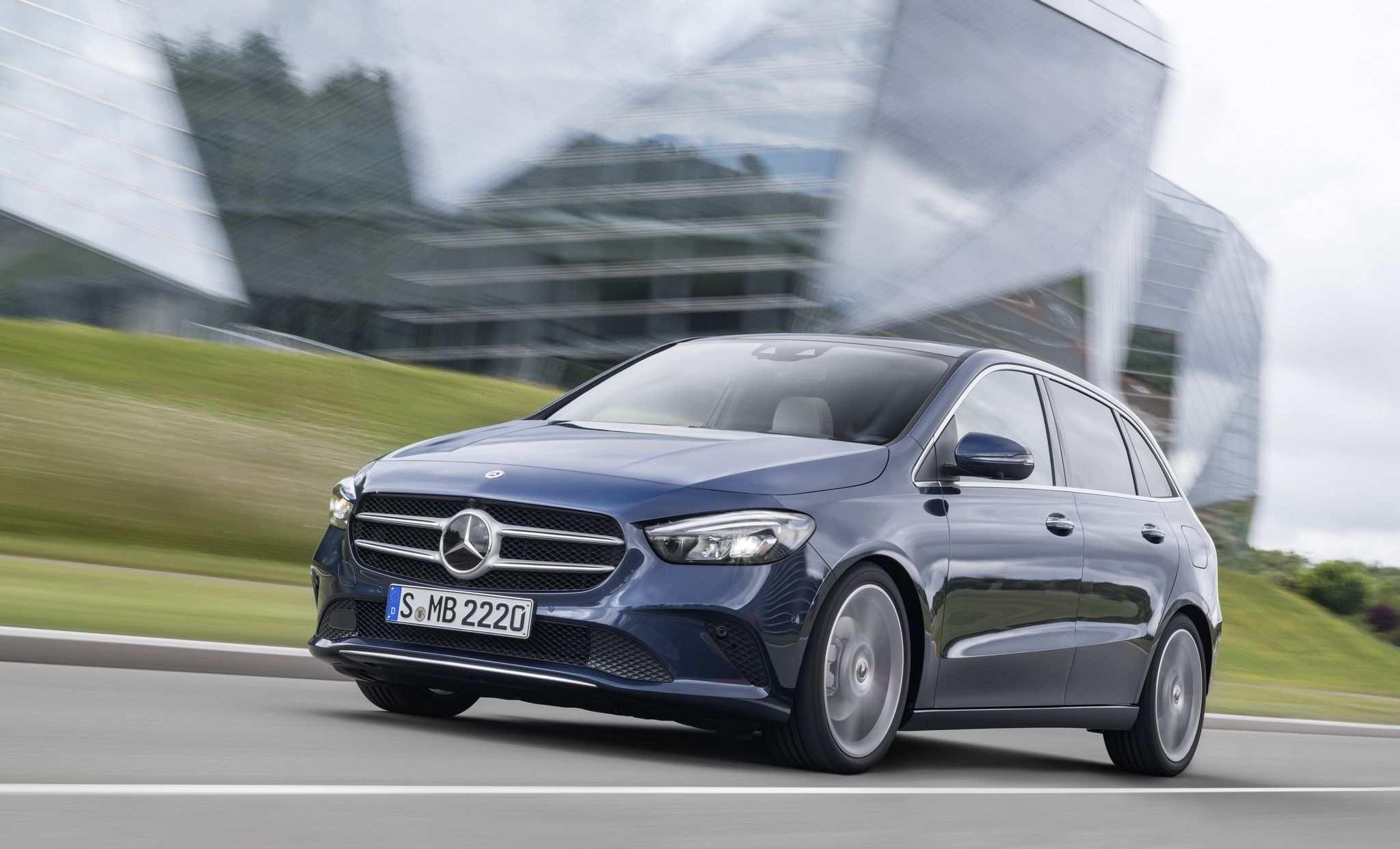 56 All New Mercedes B Klasse 2019 History with Mercedes B Klasse 2019