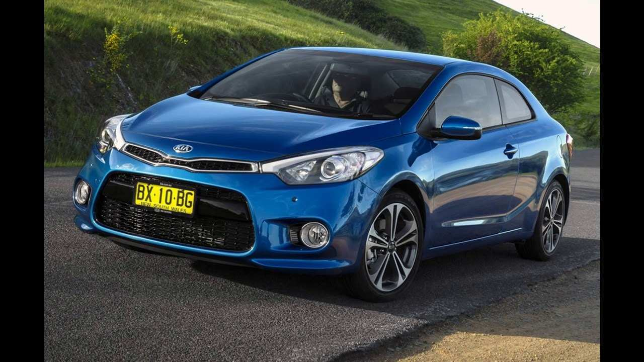 56 Best Review Kia Koup 2019 Concept by Kia Koup 2019