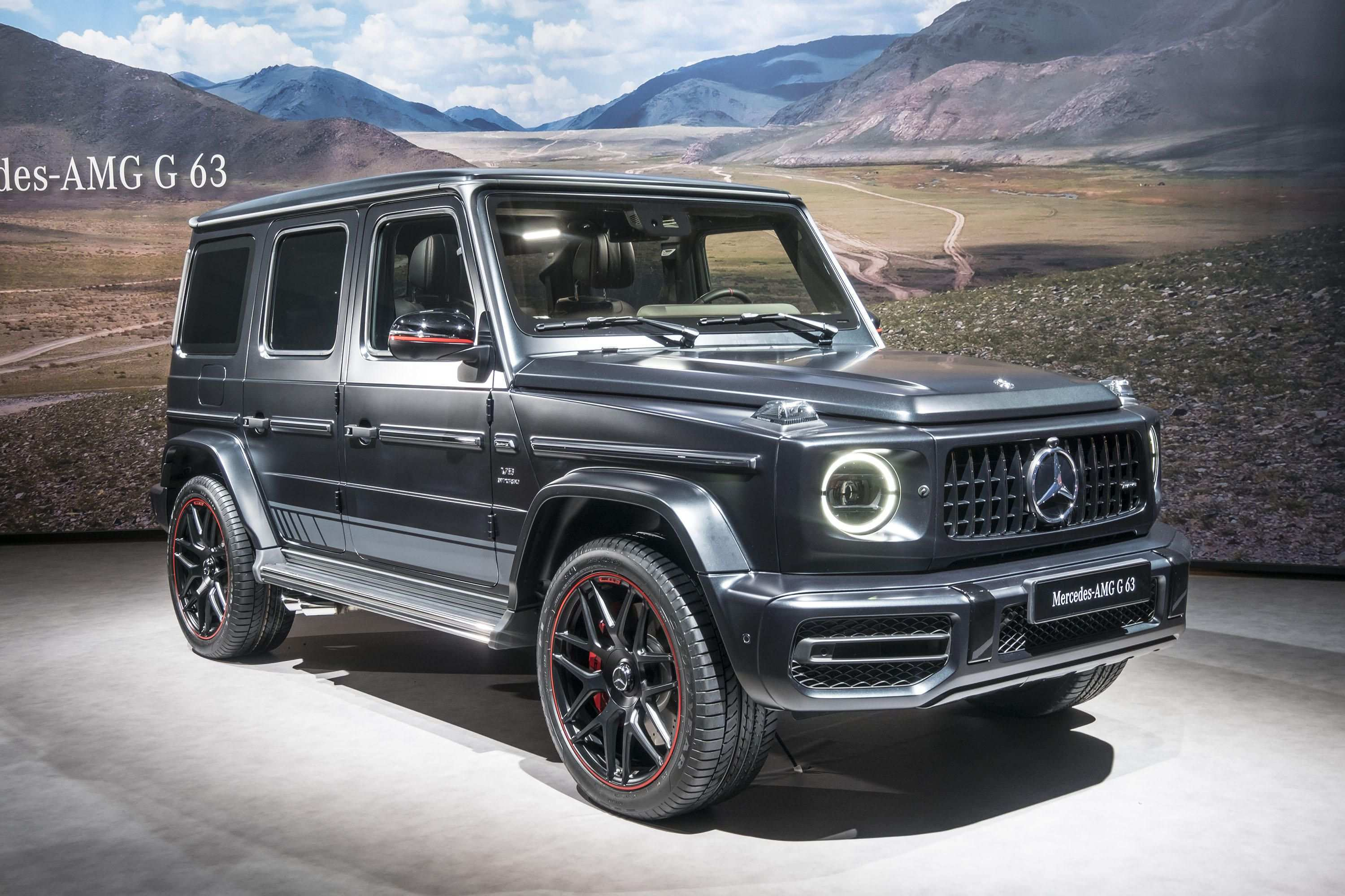 56 Great Mercedes 2019 G Wagon Redesign with Mercedes 2019 G Wagon