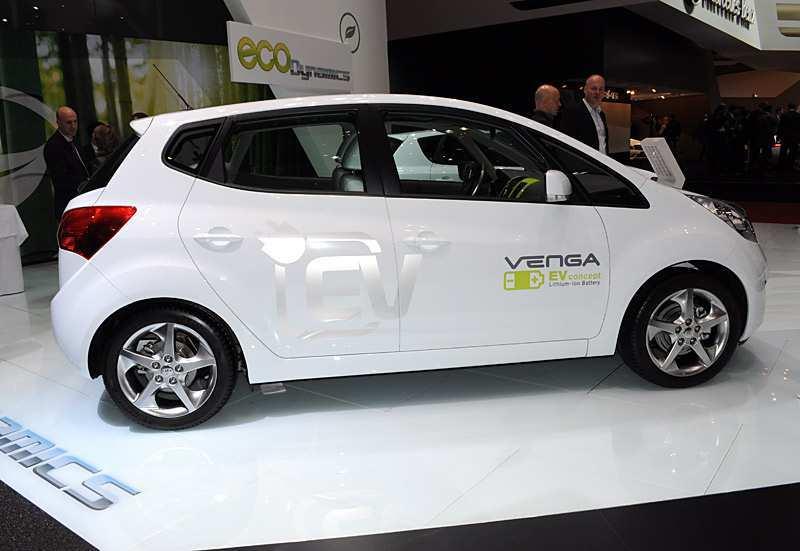 57 Concept of Kia Venga 2019 New Concept with Kia Venga 2019