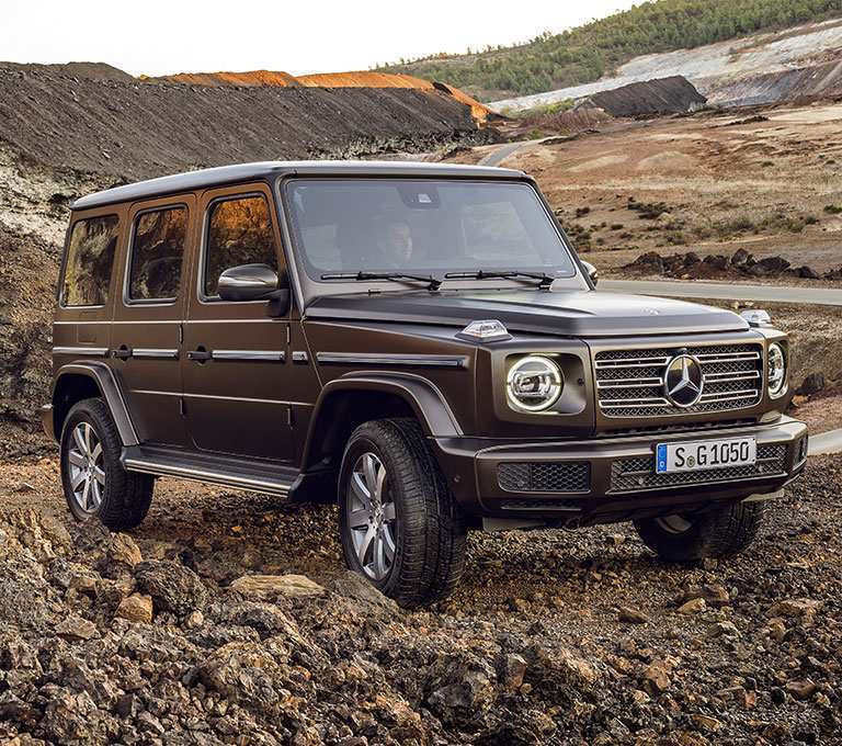 57 New Mercedes 2019 G Wagon Concept for Mercedes 2019 G Wagon