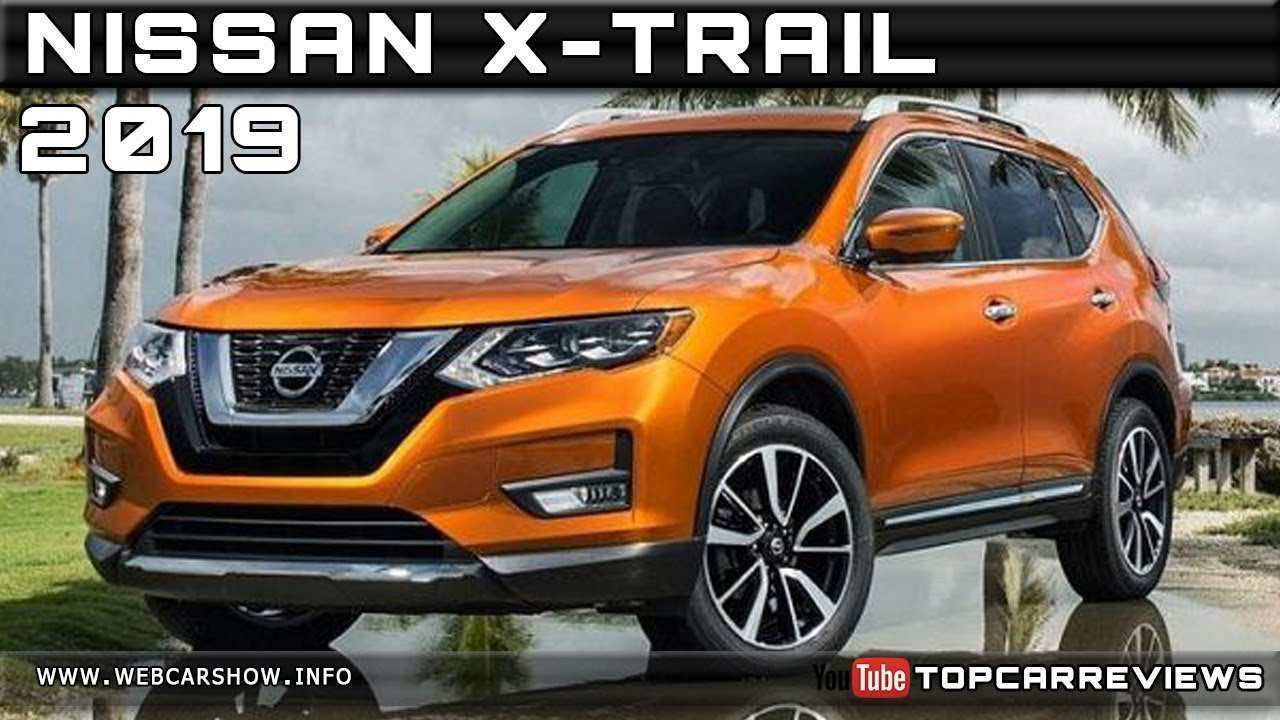 57 New Nissan X Trail 2019 Review Prices with Nissan X Trail 2019 Review