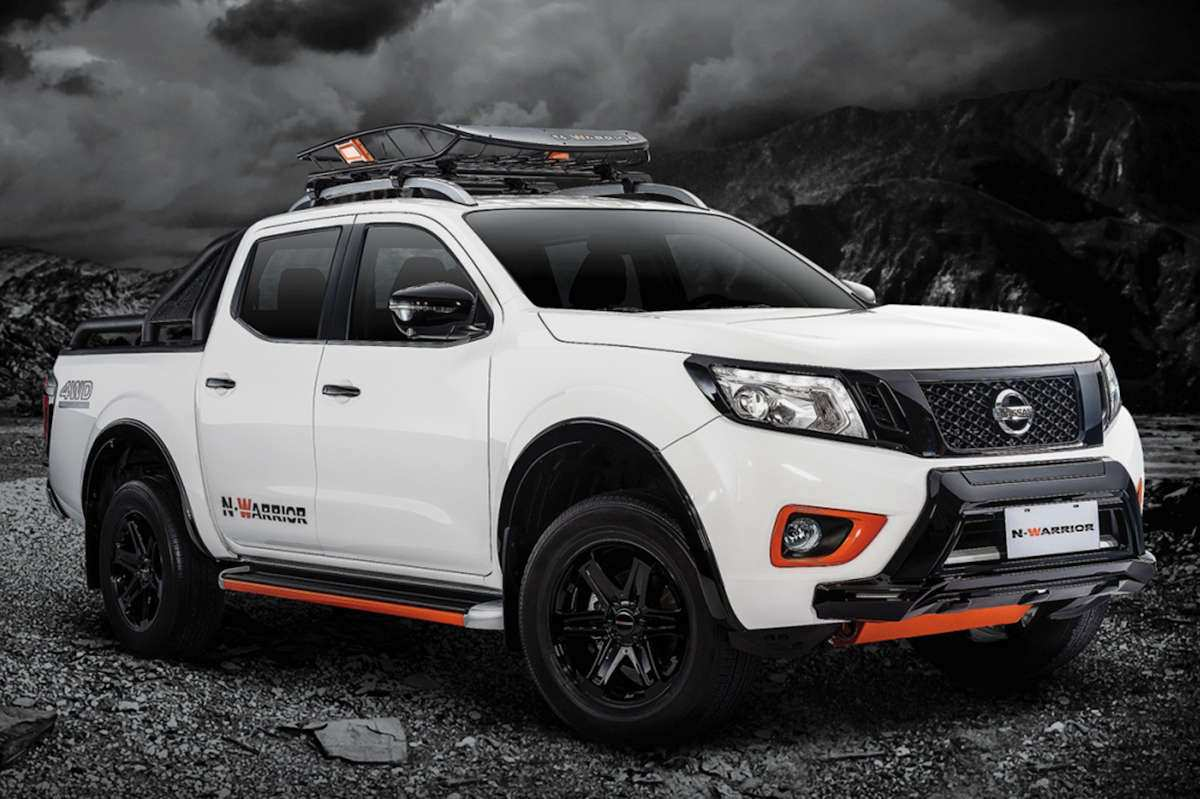 57 The Nissan Warrior 2019 Overview with Nissan Warrior 2019