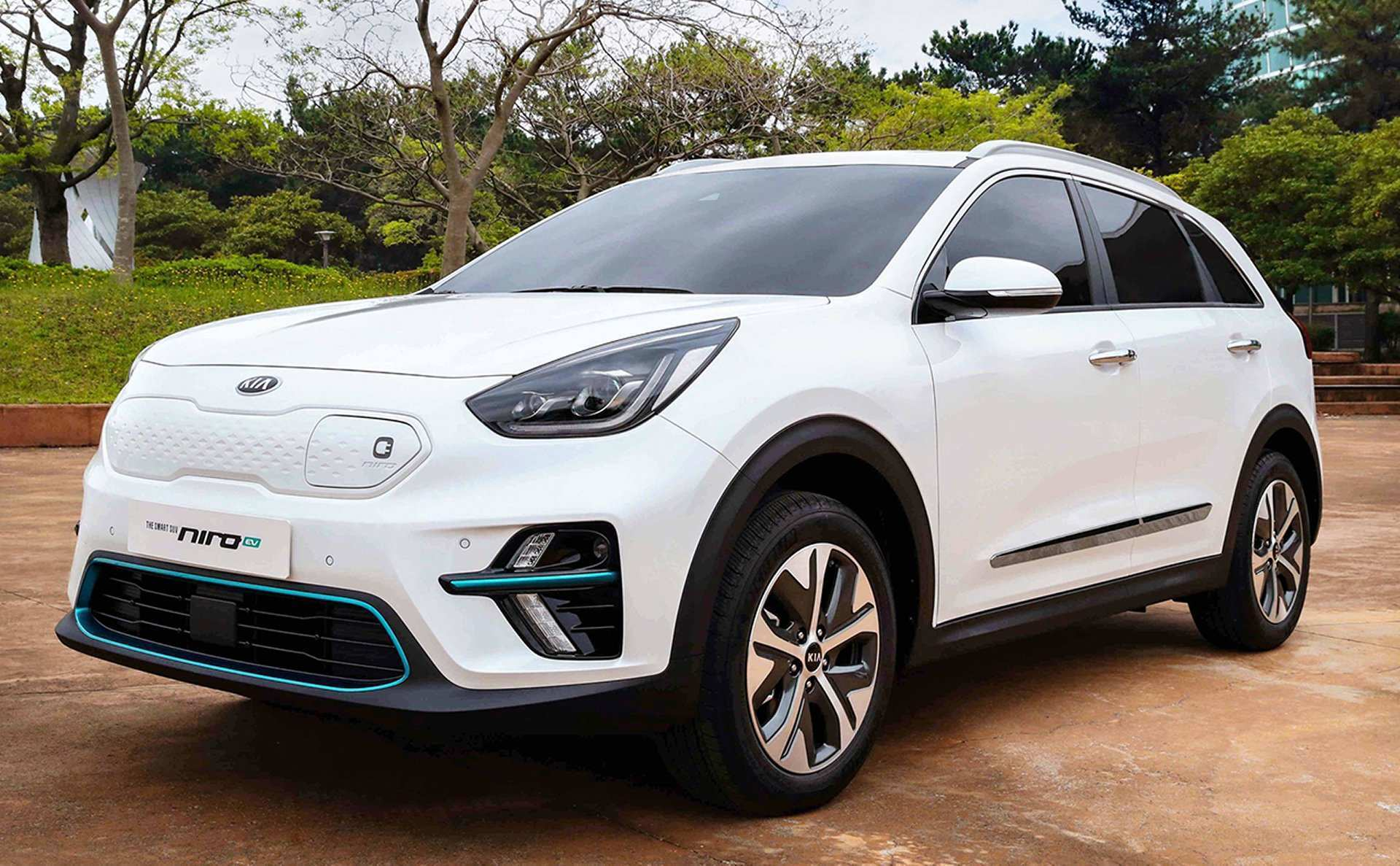 58 All New 2019 Kia Niro Ev Concept for 2019 Kia Niro Ev
