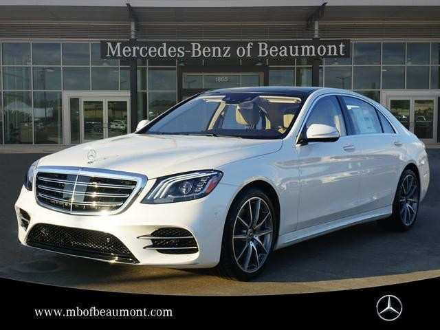 58 Concept of Mercedes S Class 2019 Images by Mercedes S Class 2019