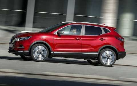 58 Gallery of Nissan Qashqai 2019 Redesign with Nissan Qashqai 2019