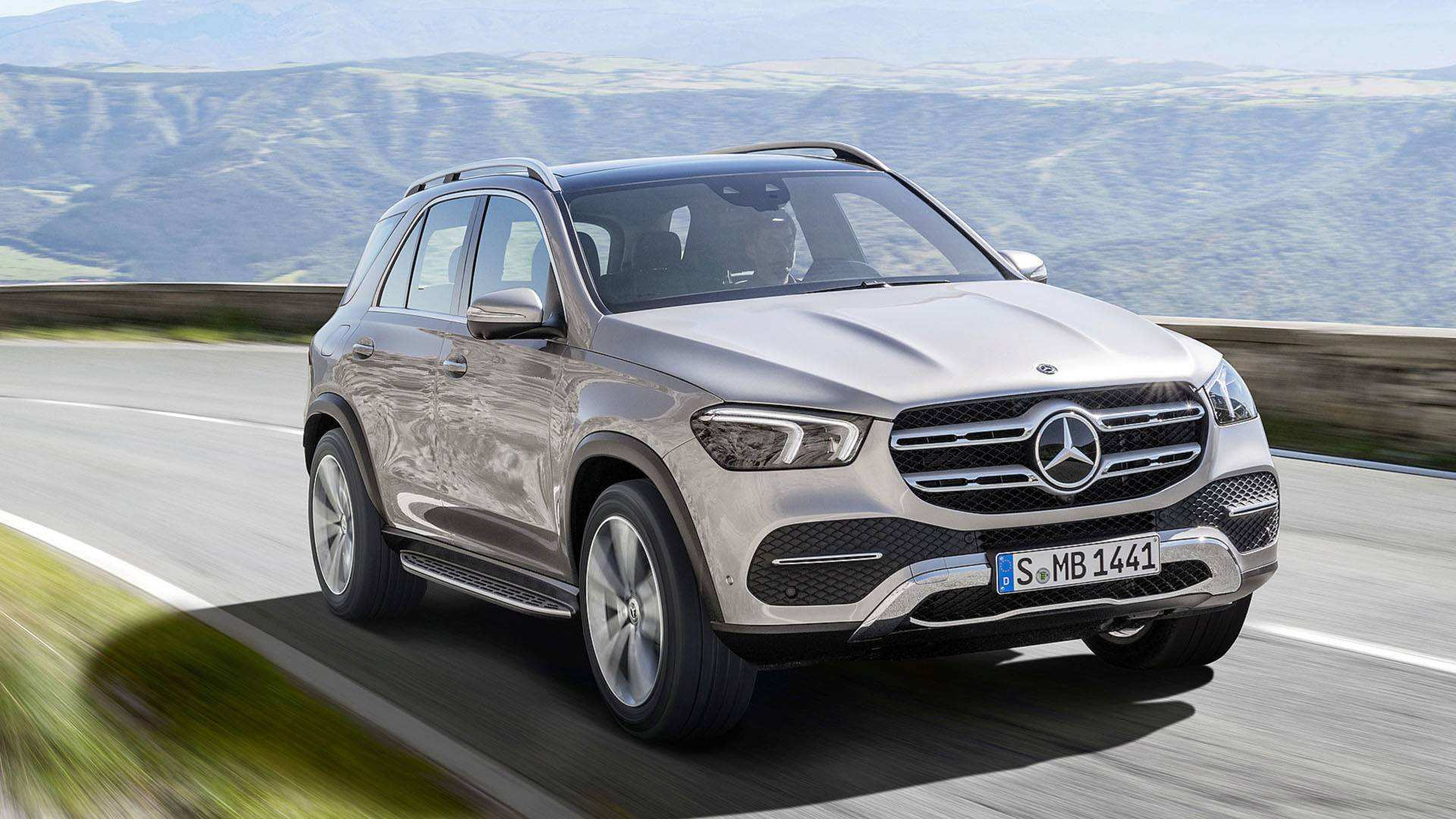 58 New Gle Mercedes 2019 Performance and New Engine for Gle Mercedes 2019
