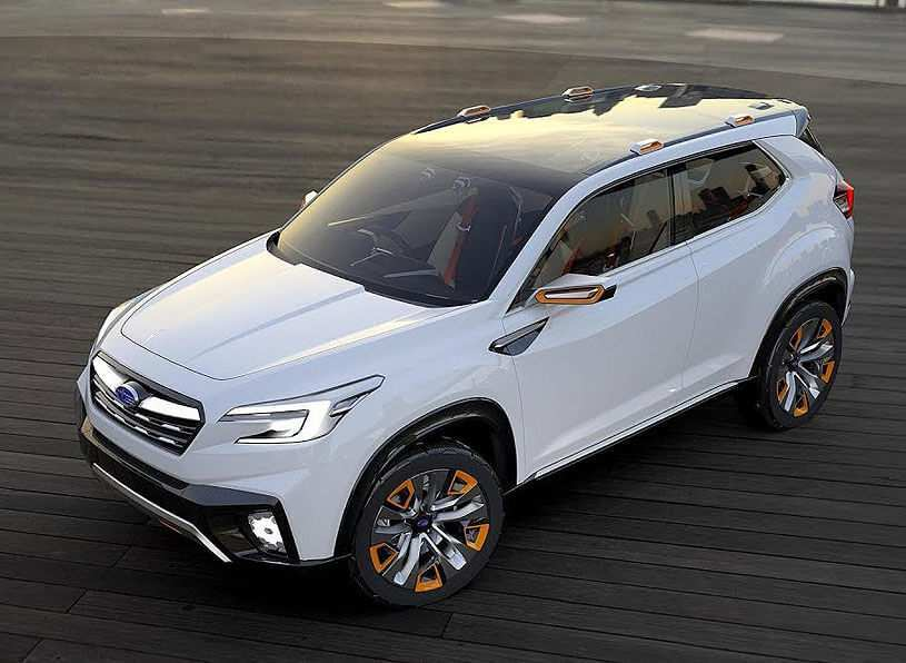 58 New Next Generation Subaru Forester 2019 History by Next Generation Subaru Forester 2019