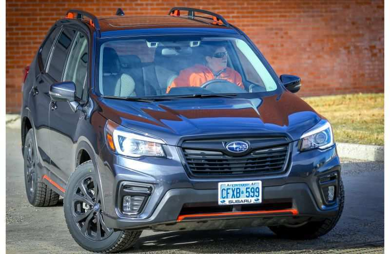 58 New Subaru Sport 2019 Redesign with Subaru Sport 2019