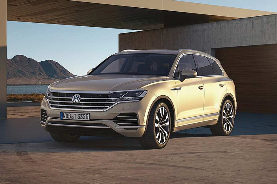 59 Concept of Touareg Vw 2019 Ratings by Touareg Vw 2019